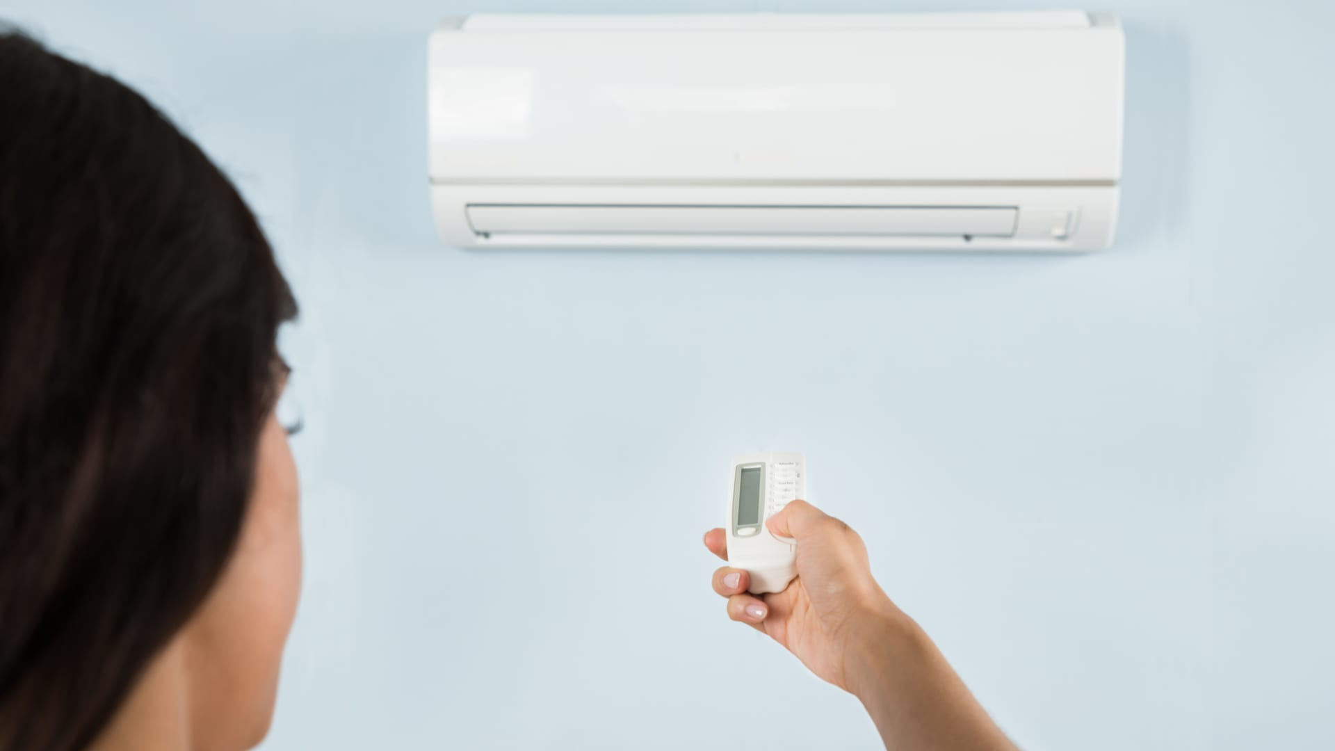 ductless heating and cooling system
